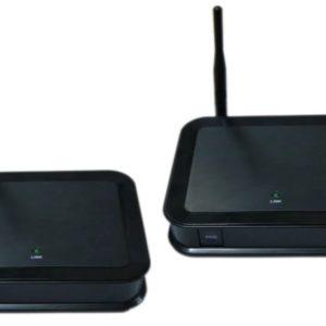 Ripetitore Trasmettitore Audio Video E Telecomando Hd Hdmi 2.4ghz-0