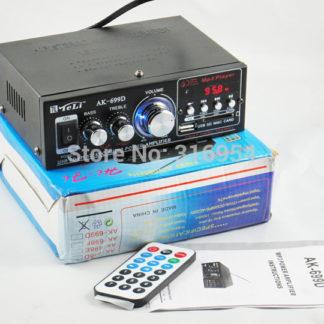 ak699d amplificatore stereo digitale con telecomando -0